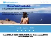 Le Blog du Minimalisme et du Désencombrement