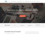 Création de logo professionnel en ligne