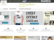 Optez pour la personnalisation de vos vêtements en ligne