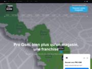 Pro Gsm réparation de smartphones à Valenciennes