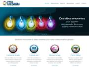 Pro Design est une agence de communication et de publicité basée en Tunisie