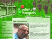 Produits Hongrois