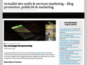Promo Pub - Blog promotion publicité et marketing
