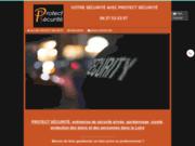 Protect sécurité, entreprise de sécurité privée et de gardiennage