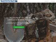 Le site ultime de la chaussure de sécurité. Informations, guides, et comparateur de prix