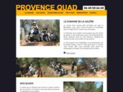 Provence Quad Tourisme - Randonnées quad 13 Bouches du Rhône
