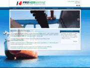 Provermarine - organisation du transport maritime