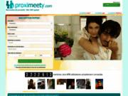 Rencontres en ligne avec Proximeety