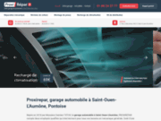 Garage automobile à Saint-Ouen-l'Aumône, Pontoise