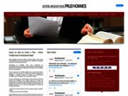 Prudhomes Avocat en droit du travail