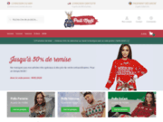La boutique officielle des pulls moches de Noël
