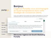 Faites booster votre business online avec PumpUp