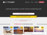 Pur Voyages voyage sur mersure Afrique Asie Amérique