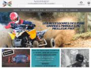 QM4 - Boutique Accessoires quad