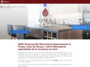 QMA, menuiserie à Poses, près de Rouen et Louviers