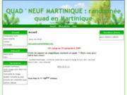 Quad'Neuf Martinique - Randonnées quad en Martinique