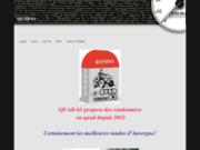 QUAD 63 - Rando quad Auvergne