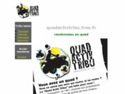 Quad Activ Tribu - Randonnées Quad 69 (Rhône)