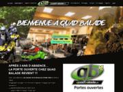 Quad Balade - Randonnées quad Marne (51).