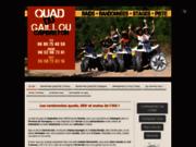 Quad du Gaillou - Randonnées quad Landes (40)