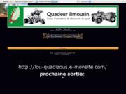 Les quadeurs du Limousin