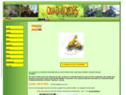 QUAD-MOTORS - Randonnées quad Saône et Loire (71)