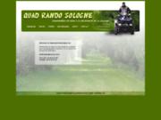 Quad Rando Sologne - Randonnées quad Loiret (45)
