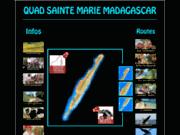 Randonnées quad à Sainte-Marie - Madagascar