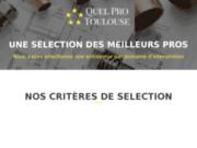 Choisir un artisan à Toulouse