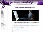 Races-de-chat Site pour les amoureux des chats