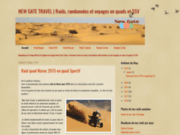 Blog raid en quad - New Gate Travel