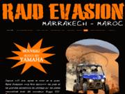 Raid Evasion - Quad au maroc
