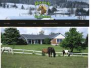 Ranch St-Hubert Hébergement Coaticook