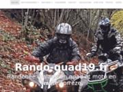 Randonnées quad haute Corrèze (19) - rando-quad19