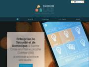 Random-Lab.io - entreprise de sécurité et domotique