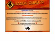 Rando Quad 72 - Randonnées Quad dans la Sathe