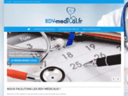 Facilitez la prise de rendez-vous médicaux