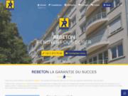Rebeton, spécialiste de la rénovation en Belgique