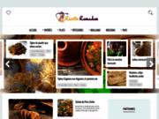 Recettes de cuisine marocaine et algérienne