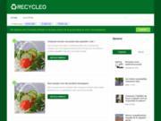 Blog sur le recyclage