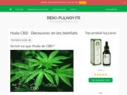 Acheter huile de CBD France sur Reiki-pulnoy.fr