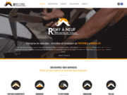 Travaux d'installation et de rénovation de toiture