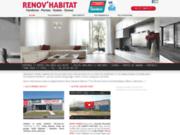 Rénov Habitat à Vaux le Penil 77