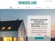 Renosolvar - entreprise générale du bâtiment experte en rénovation