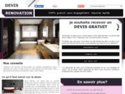 Rénovation salle de bain devis en ligne