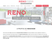 RENOVIEW, société générale de rénovation à Uccle