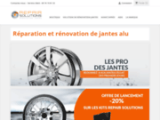 Solution de rénovations de jantes automobiles