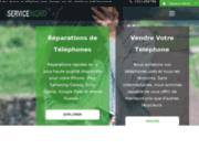 iService Nord : Réparation iPhone, iPad et Ordinateurs