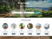 Reservons.com un site de réservation de loisir en ligne pour les particulier et les professionnels