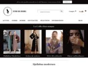 Vêtements et bijoux traditionnels cosmopolites